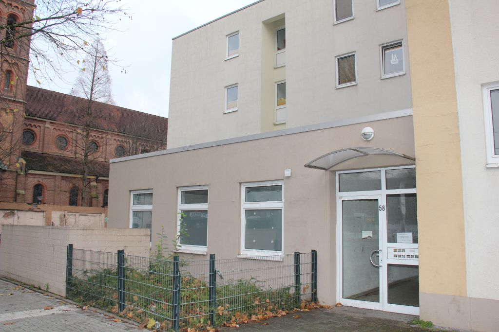Ca 218 m attraktive praxis b ror ume in gelsenkirchen for Praxis immobilien